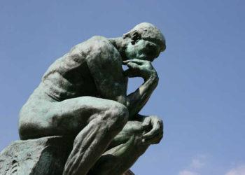 Задумчивый друг-интроверт