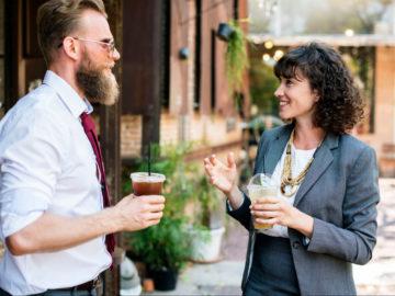 Начало общения с интровертом